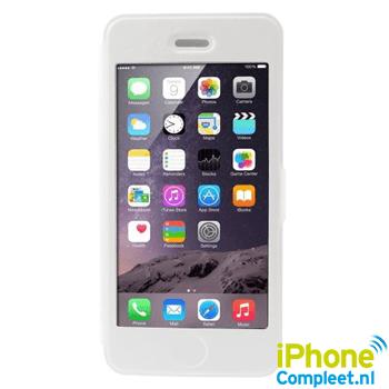 Window view case voor iPhone 6/6S Plus – Wit
