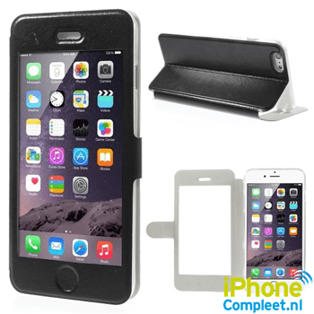 Window view case voor iPhone 6/6S Plus