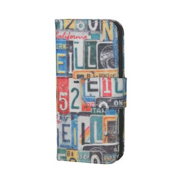 O'Neill Booklet Nummerbord iPhone 5[S]