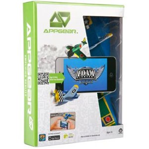 WowWee Appgear Foam Fighters Europe