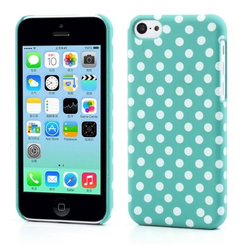 Polka Dot hoesje voor iPhone 5C