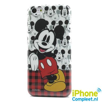 Mickey Mouse hard case voor iPhone 5C