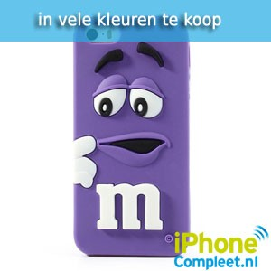 iPhone 5[S] M&M's case met geur