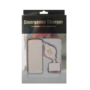 Emergency AA batterij oplader