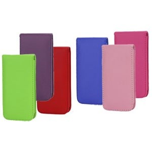 iPod Touch 5: Verticale flip-over case
