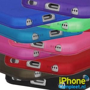 iPod Touch 5 TPU gel hoesje