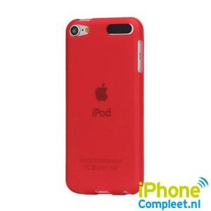 iPod Touch 5 TPU gel hoesje – Rood
