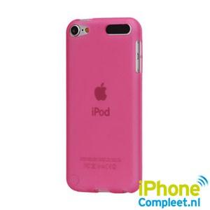 iPod Touch 5 TPU gel hoesje – Lichtroze