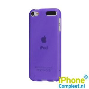 iPod Touch 5 TPU gel hoesje – Paars