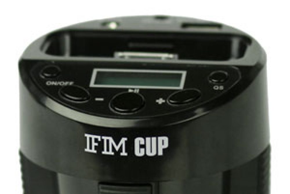 cup charger 3001