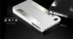 iPhone 4[S] Para Blaze hoesje