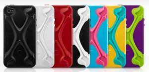 CapsuleRebelX voor iPhone 4/4S