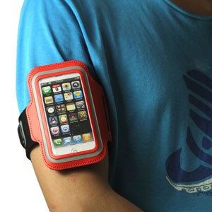 iPhone 5/5S/5C/SE armband case