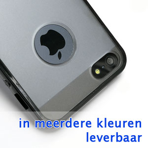 iPhone 5[S] hard plastic case-mat