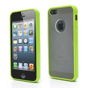 iPhone 5[S] hard plastic case-mat – Groen