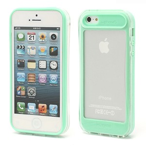 iPhone 5[S] iCrystal Nightglow case – Aquablauw
