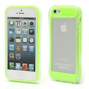 iPhone 5[S] iCrystal Nightglow case – Geel