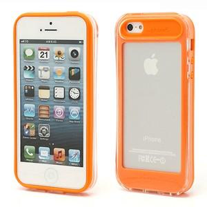 iPhone 5[S] iCrystal Nightglow case – Oranje