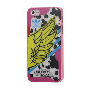 iPhone 5[S] hoesje: Jeremy Scott X Adidas