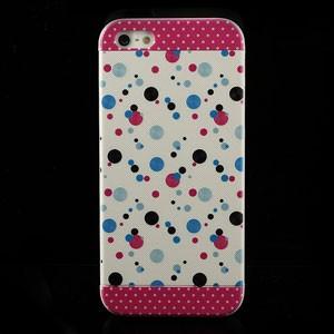 iPhone 5[S] hoesje met cirkels