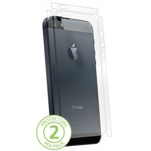 UltraTough Clear Full Body voor iPhone 5/5S