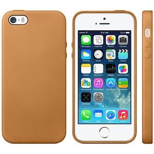 Strak TPU hoesje voor iPhone 5[S] – Oranje