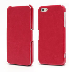 iPhone 5[S] Folio case – Rood