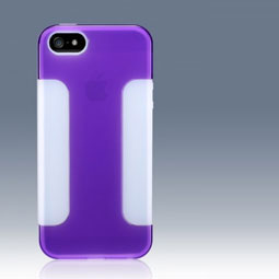 iPhone 5[S] Para Duo case – Paars