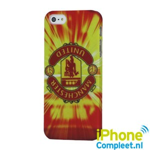 Manchester United iPhone 5S case