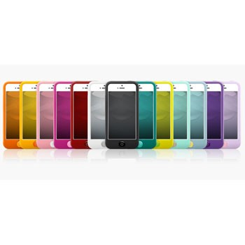 Colors for iPhone 5[S]