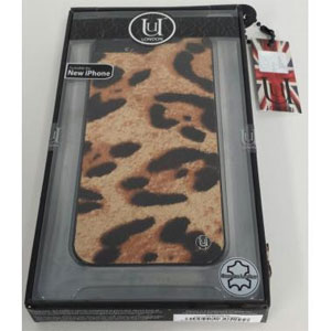 iPhone 5[S] Jaguar Hair – Hard case