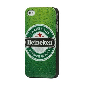 Fun case: Heineken logo