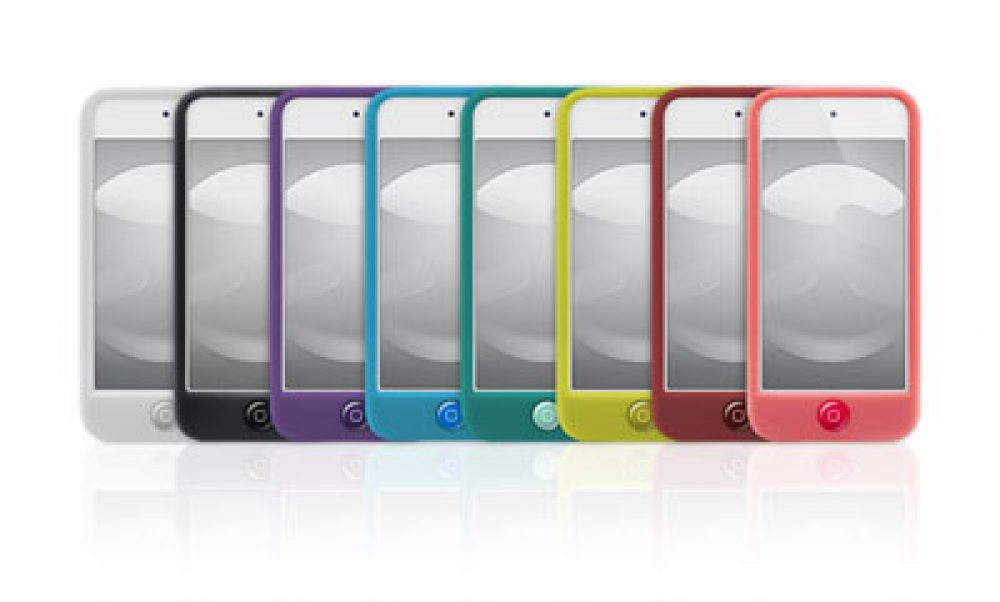 ipodt5 colors