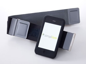 iPhone 4/4S Sportarmband