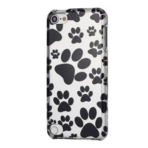iPod Touch 5 hoesje met hondenpootjes