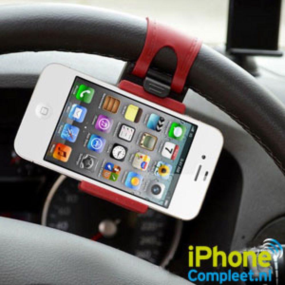Universele autohouder iPhone