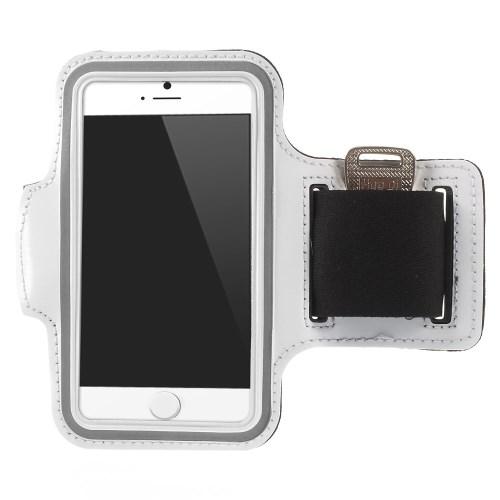 Sportarmband voor iPhone 6/6S – Wit