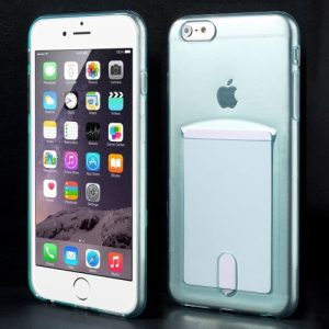 Dun transparant iPhone 6 hoesje