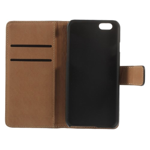 iPhone 6/6S lederen book case