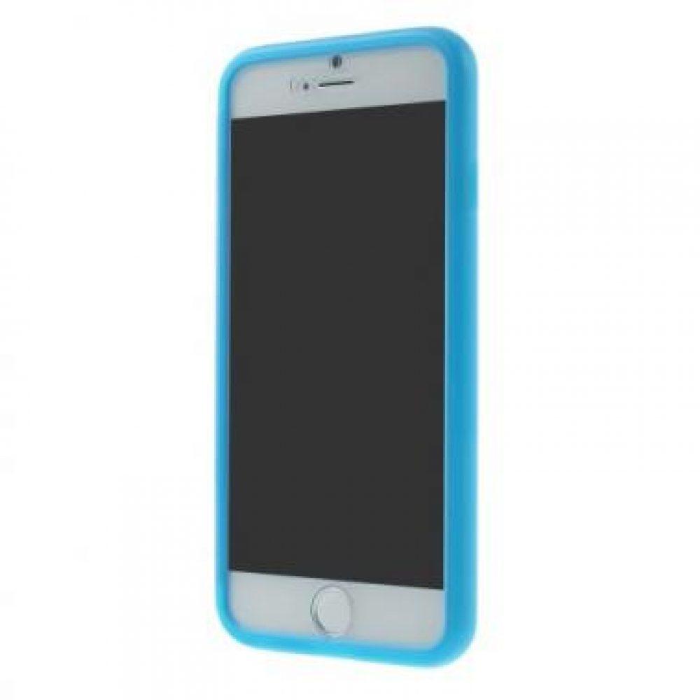 iph6 tpu casemetcover blauw