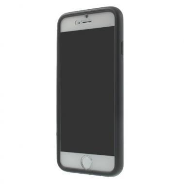 TPU Case plus Screen Cover voor iPhone 6/6S – Zwart