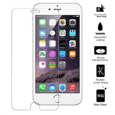 Tempered Glass Screen Protector Arc Edge voor Apple iPhone 6+