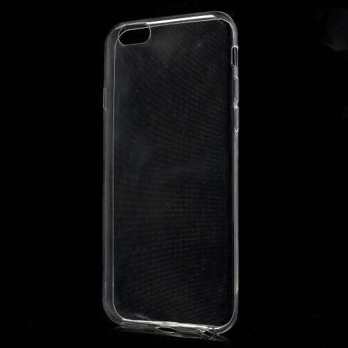 Doorzichtige TPU case voor iPhone 6/6S – Transparant