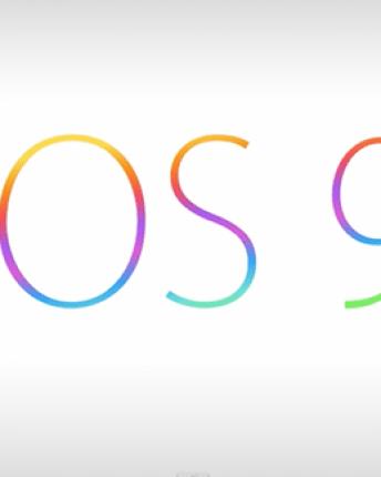 iOS 9 update bijna beschikbaar