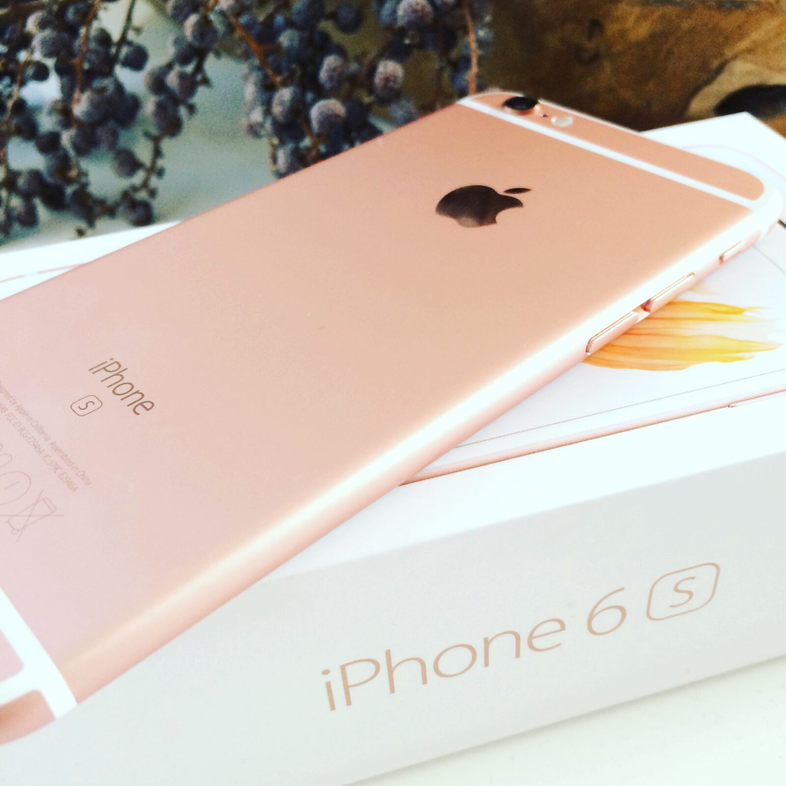 iPhone 6S… yes, ik heb 'm!