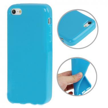 iPhone 5C TPU hoesje – Blauw
