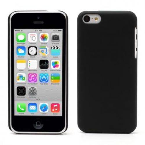 iphone5c-hardcase-zwart