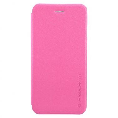 iphone6s-bookcase roze nilkin