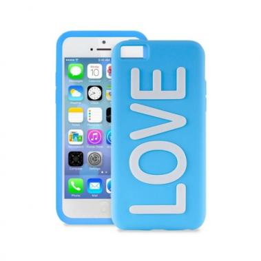 iPhone 5C Puro Nightglow hoesje Love