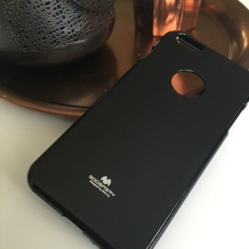 Jelly Case voor iPhone 6/6S – Zwart